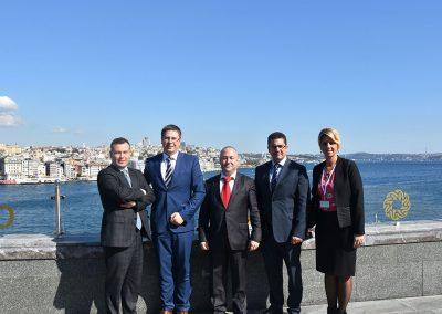 Çek Cumhuriyeti'ne Yatırım Semineri Organizatörleri