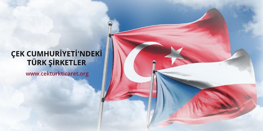 Çek Cumhuriyeti'ndeki Türk Şirketler